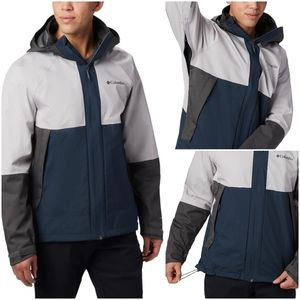 COLUMBIA Evolution Valley Omni-Tech Men Jacket 2XL